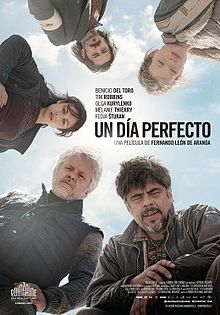 poster A Perfect Day (2015)