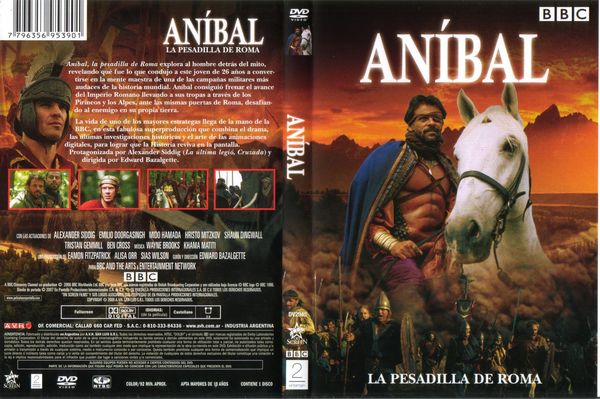 poster BBC Hannibal (2006)