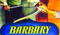 poster Barbary Pirate (1949)