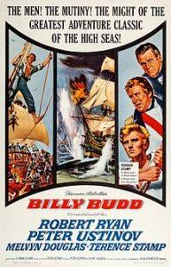 poster Billy Budd (1962)