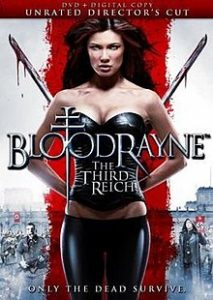 poster BloodRayne The Third Reich (2011)
