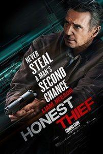 poster Honest Thief (2020)