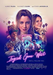 poster Ingrid Goes West (2017)