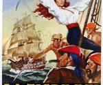 poster La tigre dei sette mari (1962)