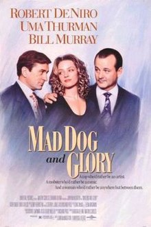 poster Mad Dog and Glory (1993)