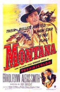 poster Montana (1950)