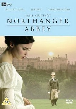poster Northanger Abbey (2007)