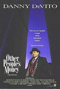 poster Other People's Money (1991)