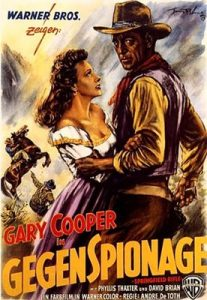 poster Springfield Rifle (1952)