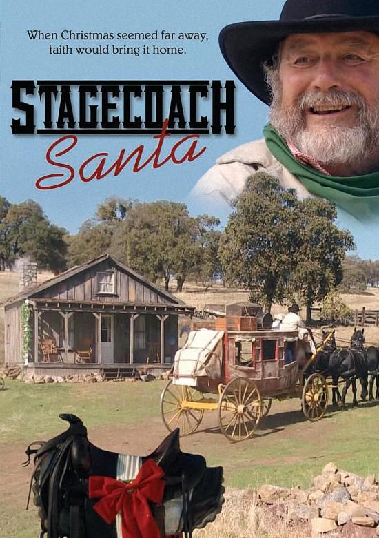 poster Stagecoach Santa (2010)