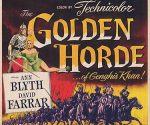 poster The Golden Horde (1951)