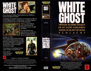poster White Ghost (1988)