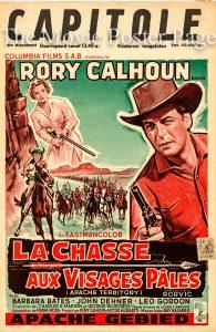 poster Apache Territory (1958)
