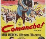 poster Comanche (1956)