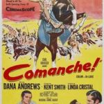 poster Comanche (1956)