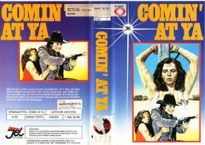 poster Comin' at Ya! (1981)