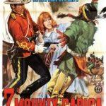 poster La carga de la policia montada (1965)