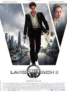 poster Largo Winch II (2011)