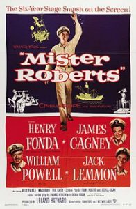 poster Mister Roberts (1955)