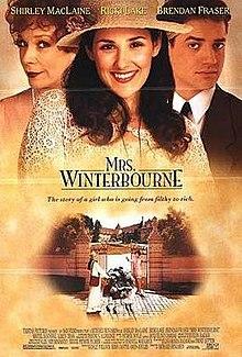 poster Mrs. Winterbourne (1996)