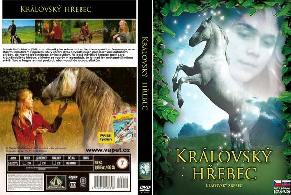 poster The Princess Stallion (1997)