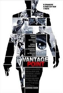 poster Vantage Point (2008)