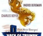 poster Arch of Triumph (1948)