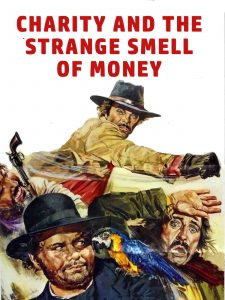 poster Charity and the Strange Smell of Money (1973)