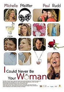 poster I Could Never Be Your Woman (2007)