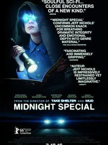 poster Midnight Special (2016)