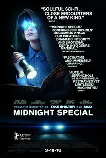 poster Midnight Special (2016)
