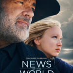 poster News Of The World (2020)