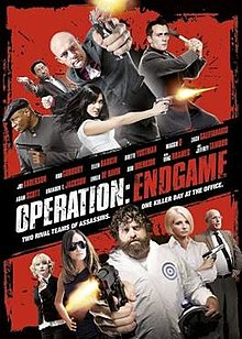 poster Operation Endgame (2010)