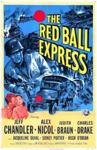 poster Red Ball Express (1952)