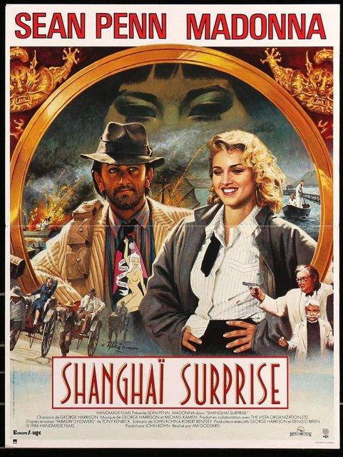 poster Shanghai Surprise (1986)