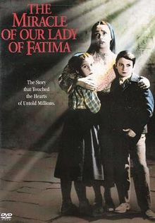 poster The Miracle of Our Lady of Fatima (1952)
