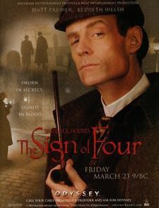 poster The Sign of Four (2001)