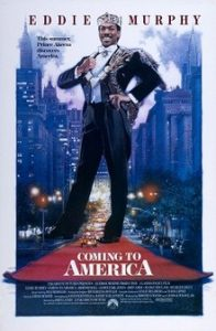 poster Coming to America (1988)