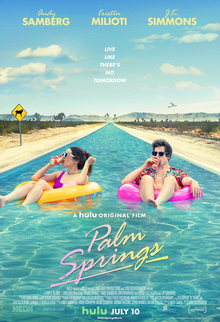 poster Palm Springs (2020)