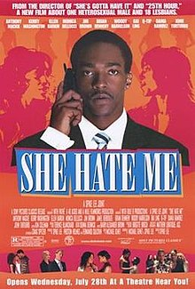 poster She Hate Me (2004)