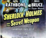 poster Sherlock Holmes and the Secret Weapon (1942)