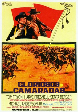 poster The Glory Guys (1965)