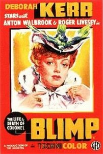 poster The Life and Death of Colonel Blimp (1943)