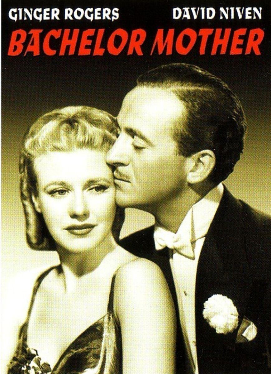 poster Bachelor Mother (1939)