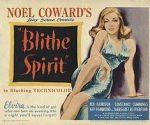 poster Blithe Spirit (1945)