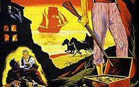 poster Le comte de Monte-Cristo (1954)