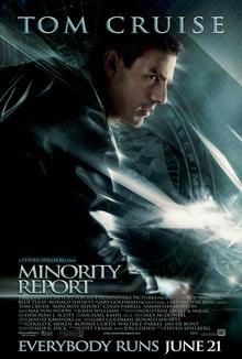 poster Minority Report (2002)