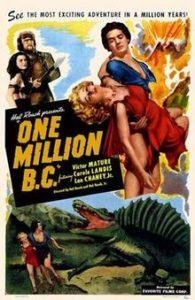 poster One Million B.C. (1940)