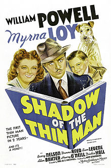 poster Shadow of the Thin Man (1941)