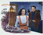poster The Conspirators (1944)